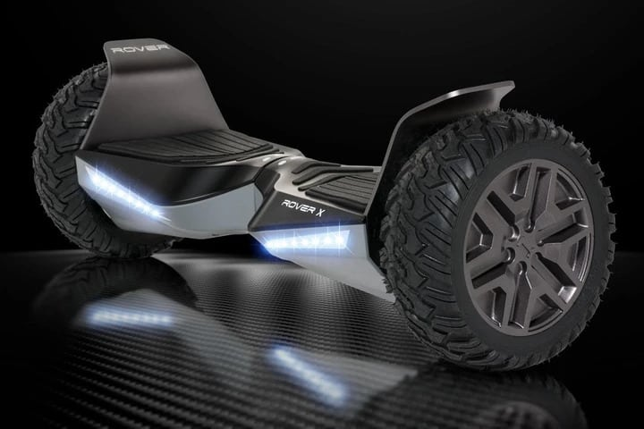 The Halo X Rover Hoverboard