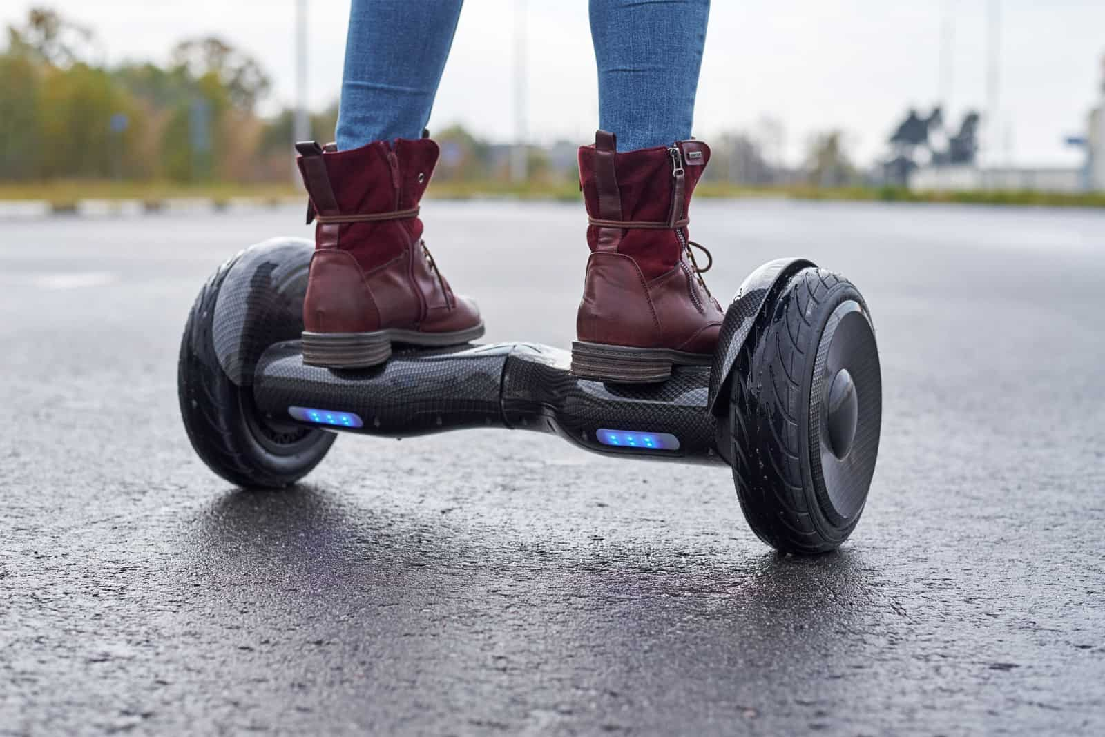How long does it take to charge a hoverboard? 12