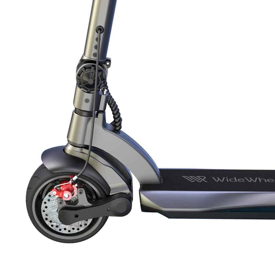 Mercane WideWheel Pro Electric Scooter Review -Should You Upgrade? 4