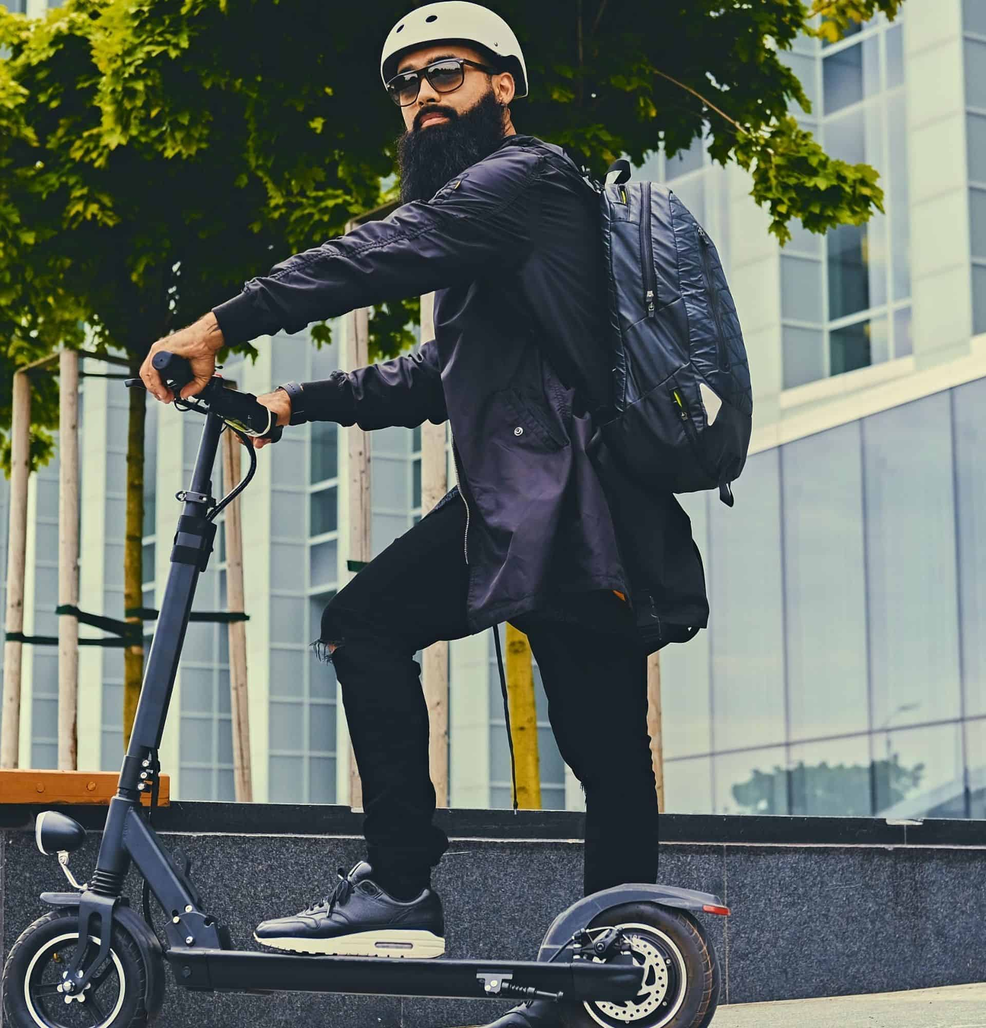 What's electric scooters weight limit (Load Capacity) and how heavy are they? 3