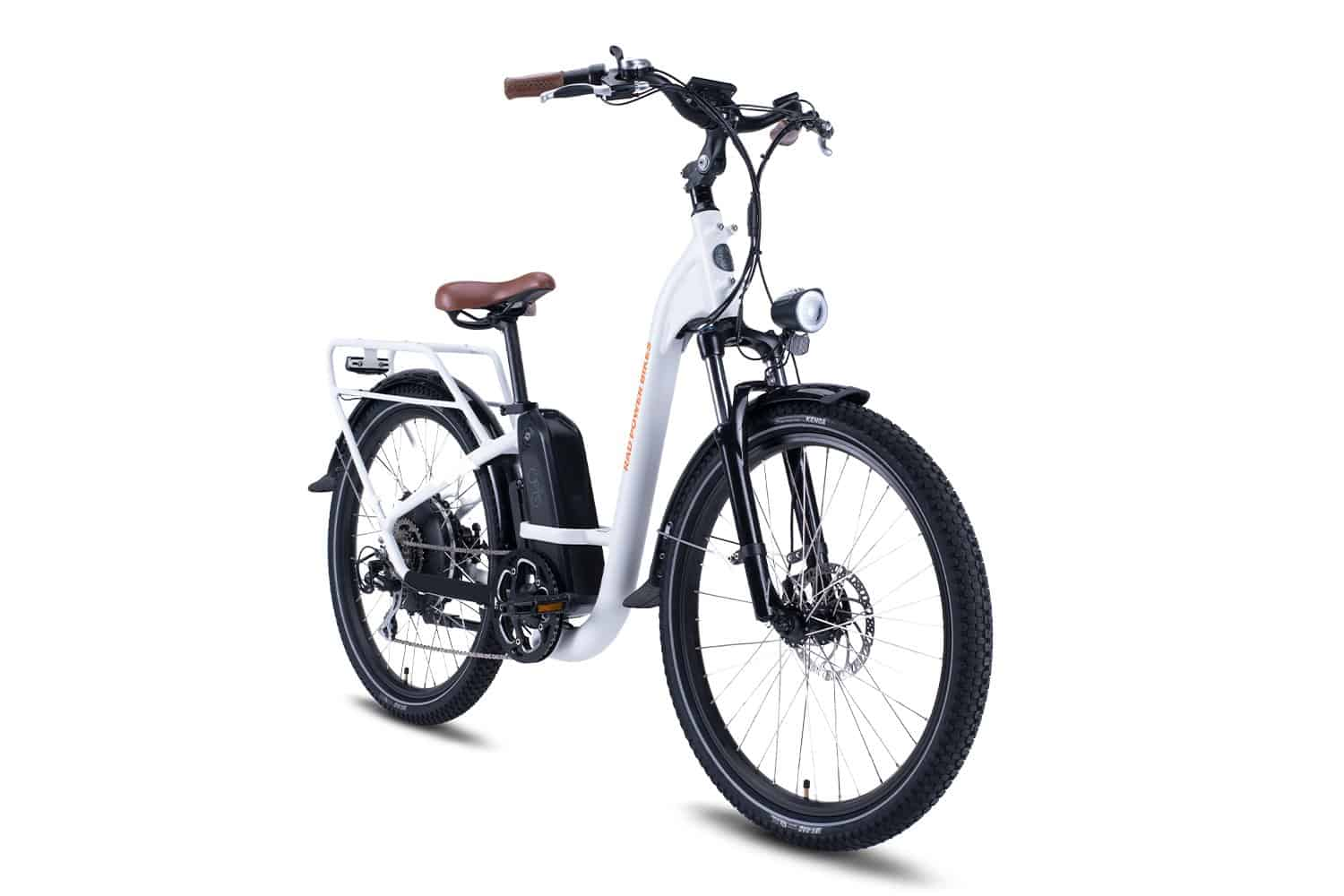 Step-Thru e-bike