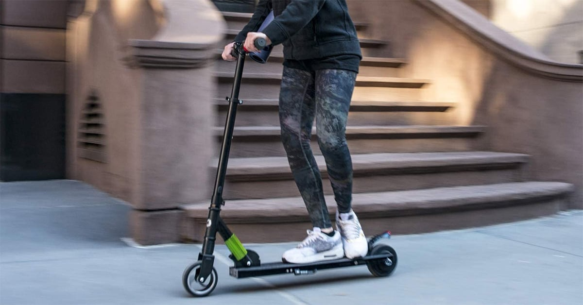 Best 5 Long Range Electric Scooters Per Charge