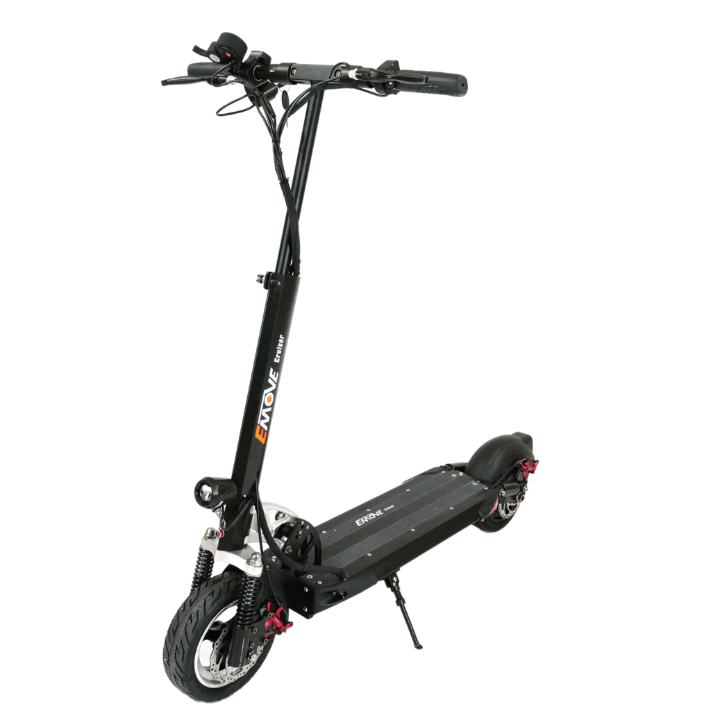 Emove Touring Electric Scooter Review Updated 2