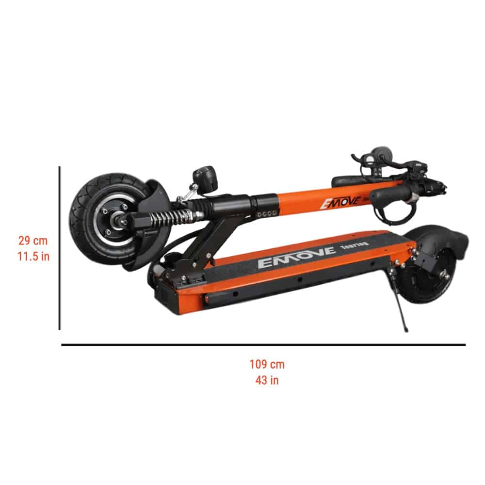 Emove Touring Electric Scooter Review
