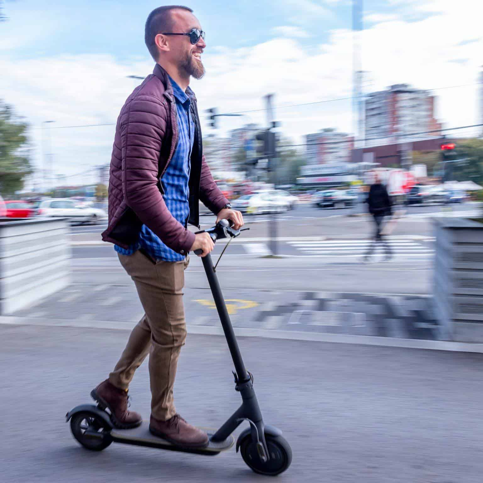 Best 5 Coolest Electric Scooters
