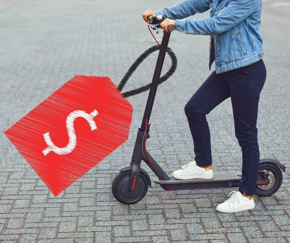 How Much Do Electric Scooters Cost