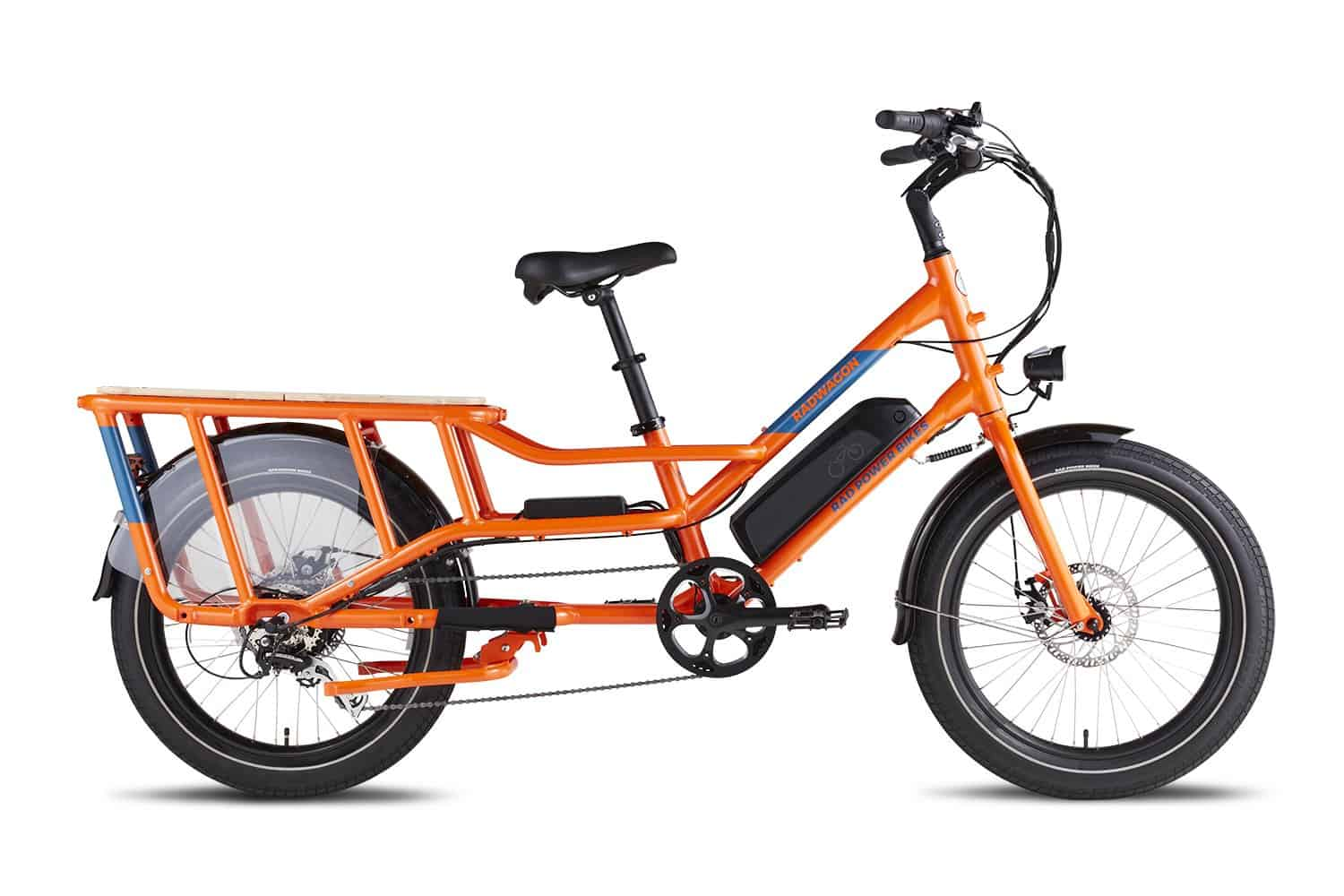 Best Electric Bike for Delivery 1