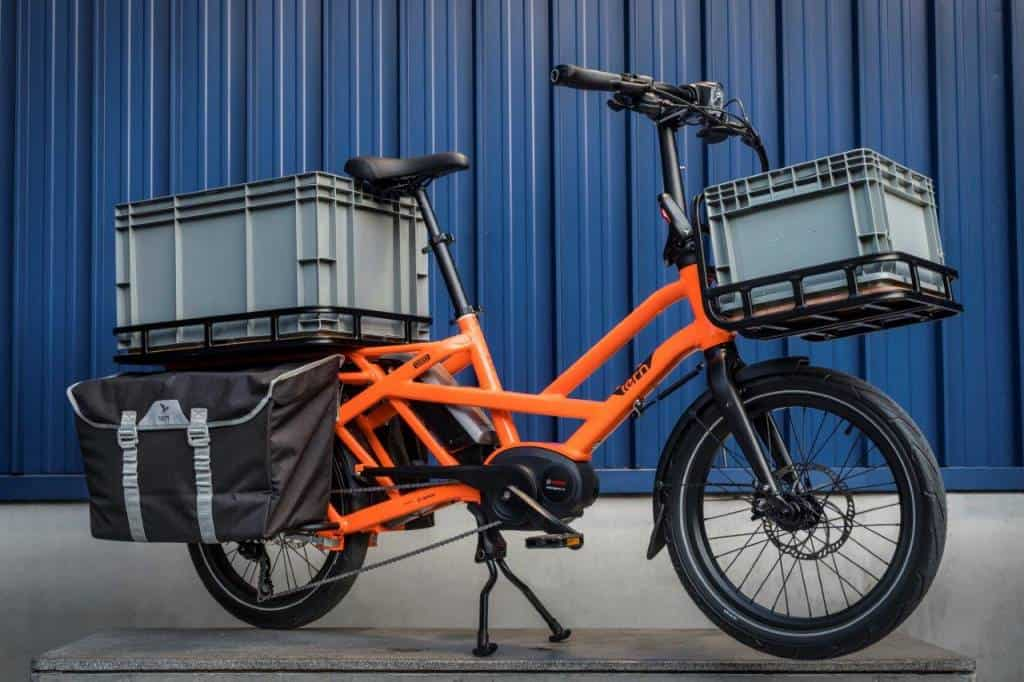 Best Electric Bike for Delivery 3