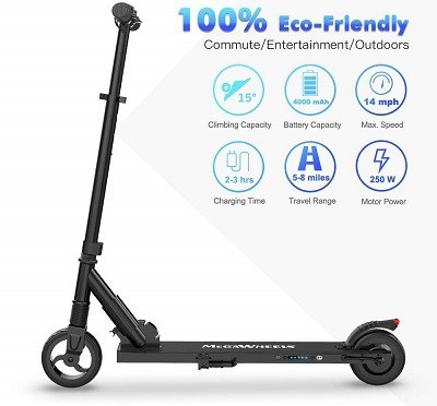 Megawheels Electric Scooter