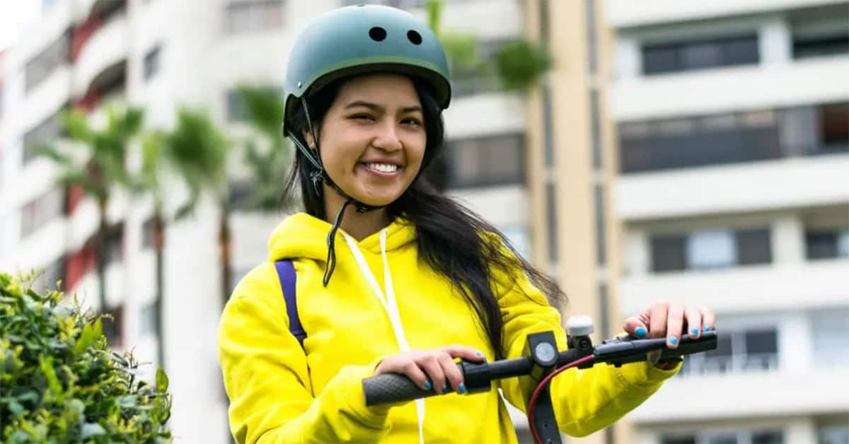 Best Helmet For Electric Scooters