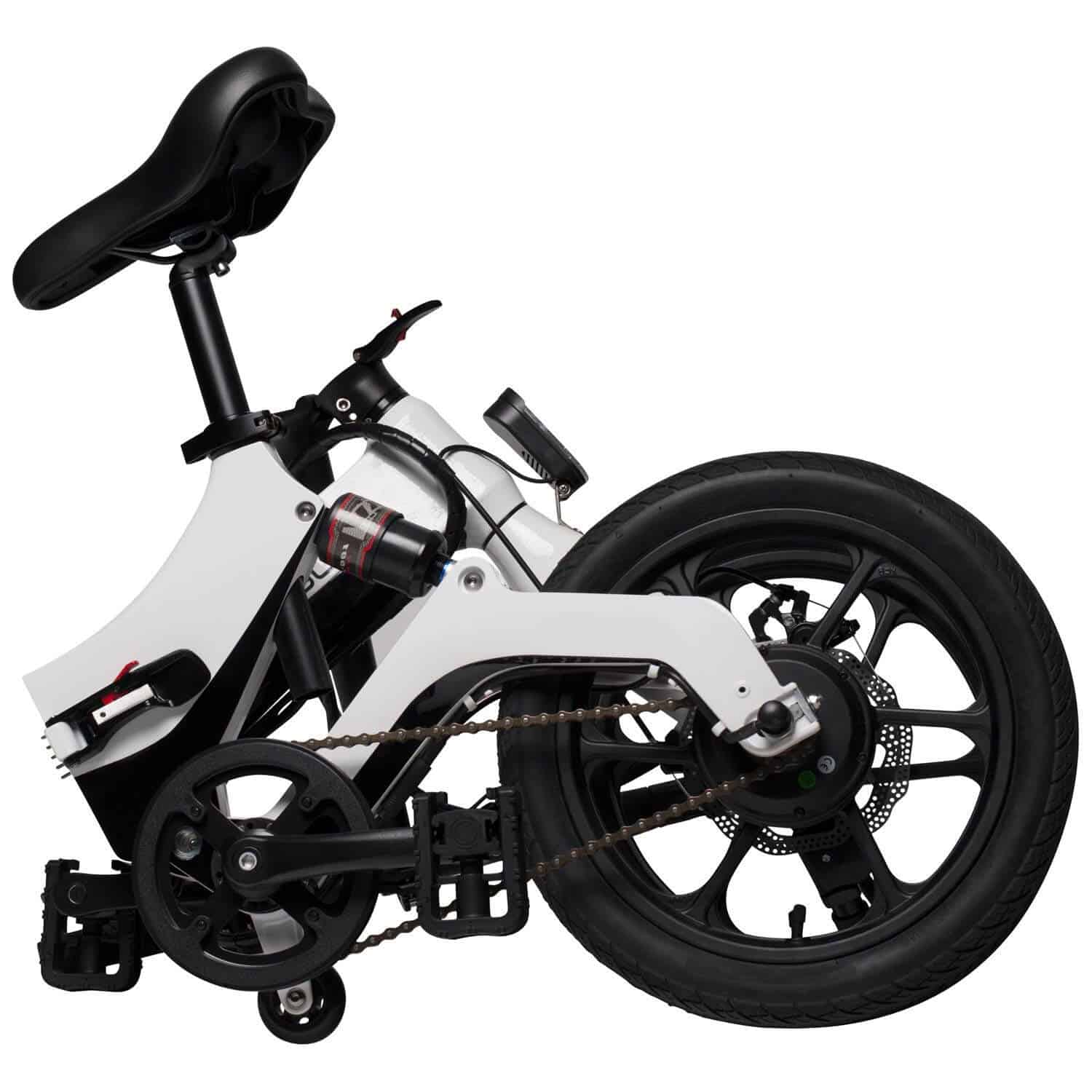 Best Foldable Fat Tire Electric Bikes 2