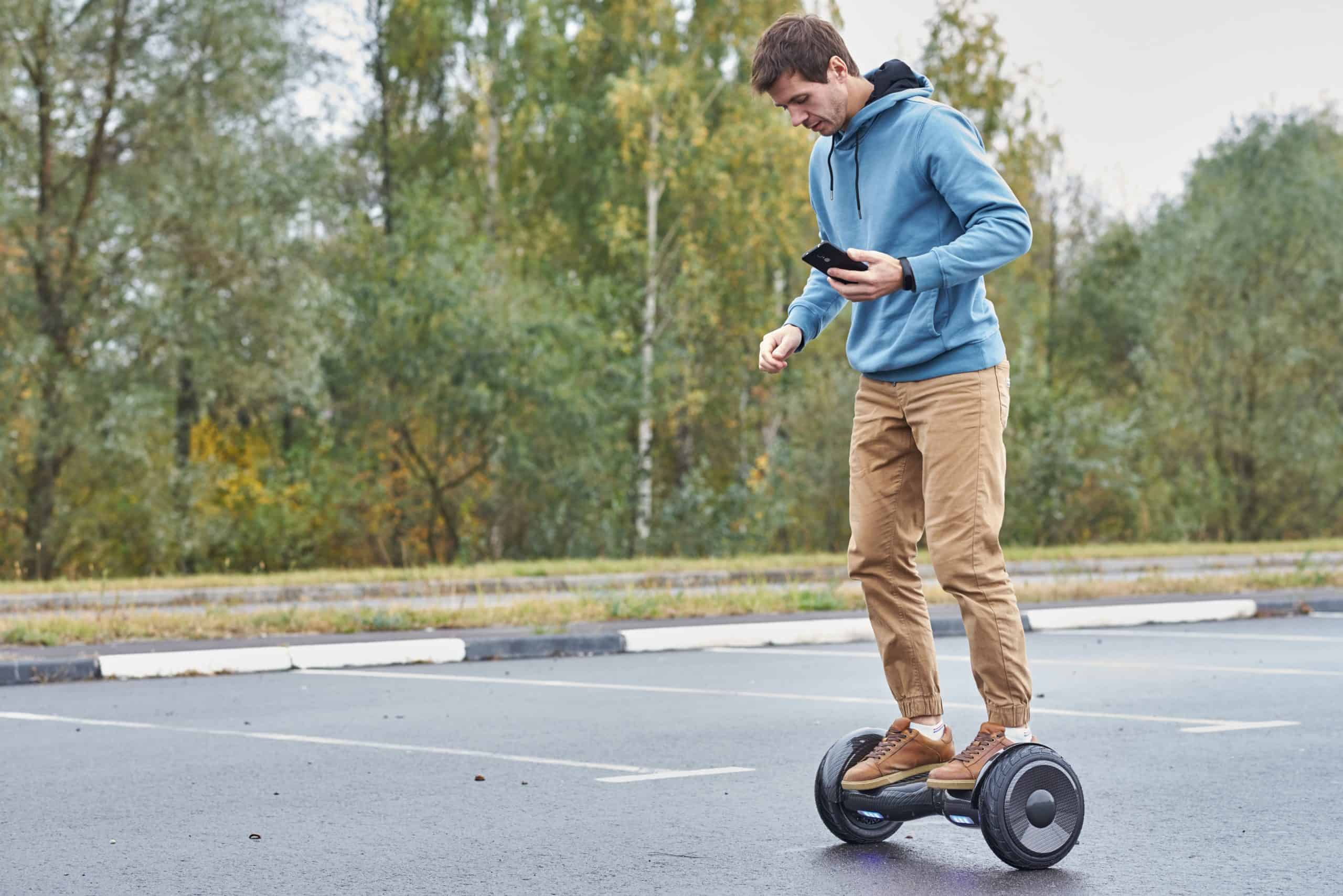 How long does it take to charge a hoverboard? 10