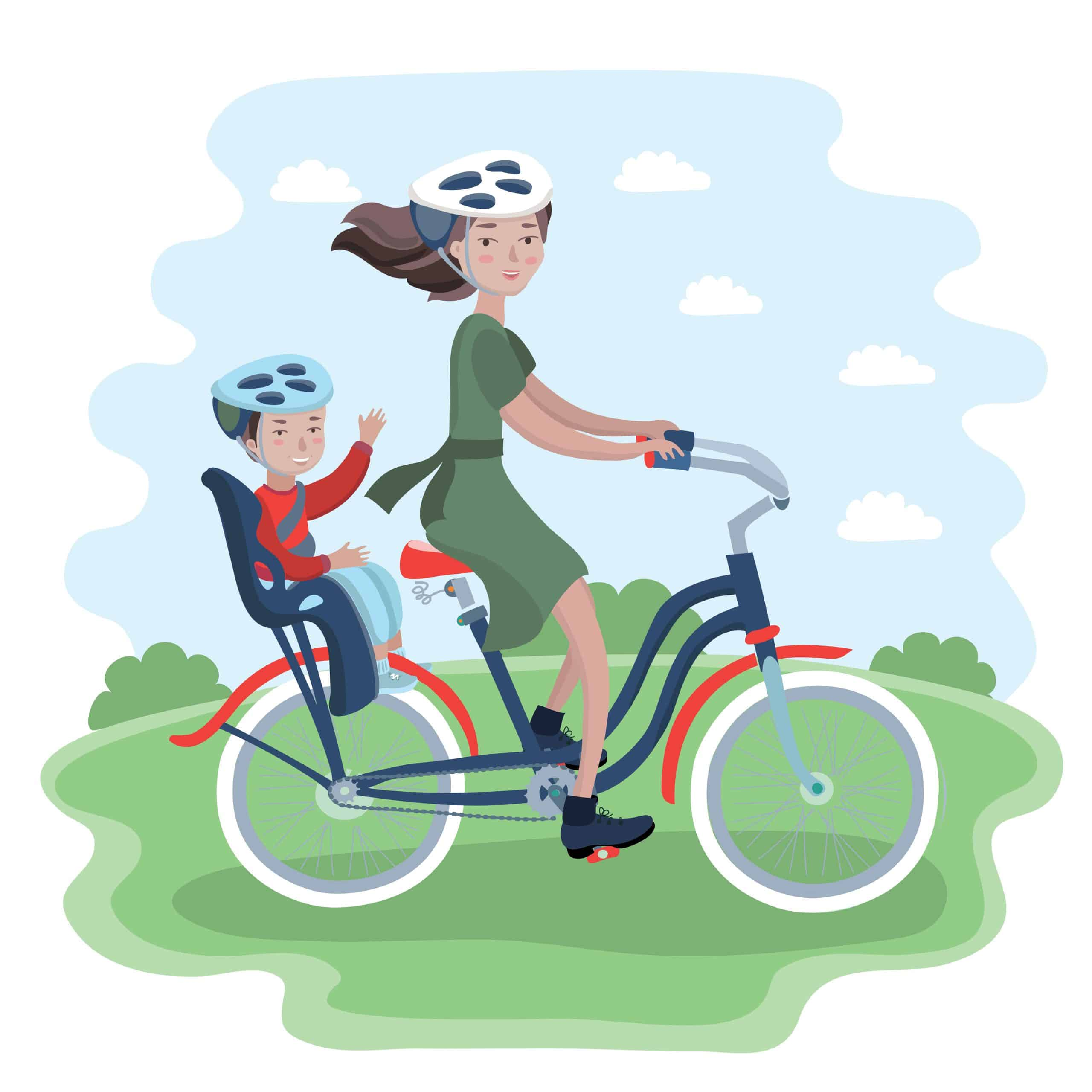 Got a Companion? Best Electric Bikes with Passenger Seat (Adult, Child or Dog) 22