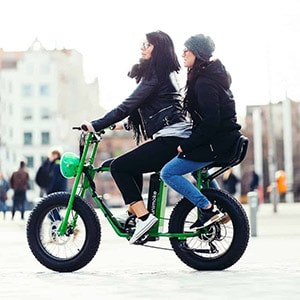 Got a Companion - Best Electric Bikes with Passenger Seat