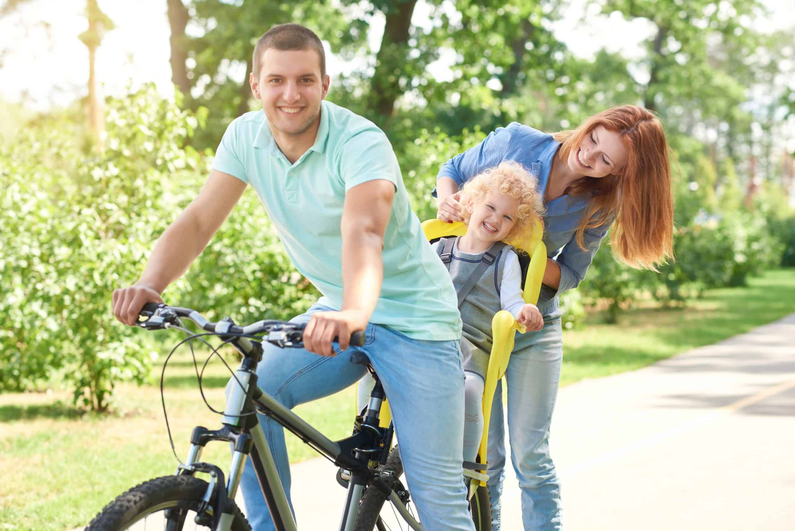 Is It Legal To Carry Your Child in a Bike Seat on An Electric Bike?