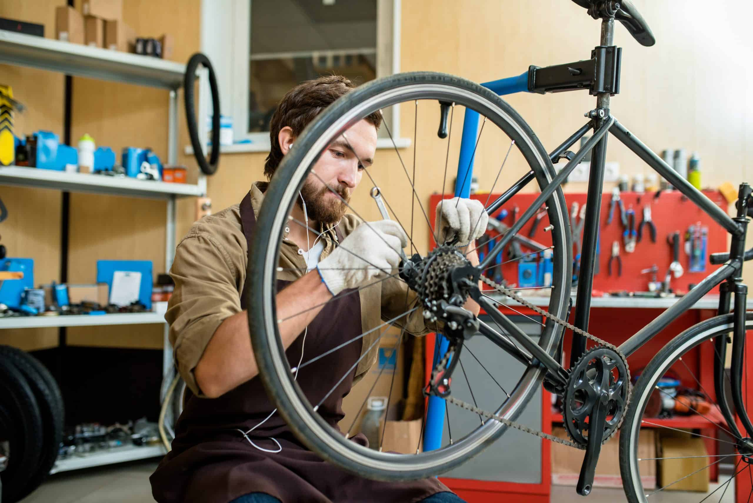What is the difference between 20, 24, 26 and 29 E-bikes Wheels? 3