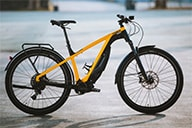 How Long Does a Charge Last On an Electric Bike Battery Small