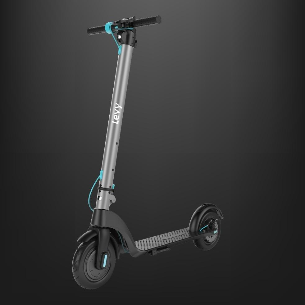 Levy Electric Scooter Review 3
