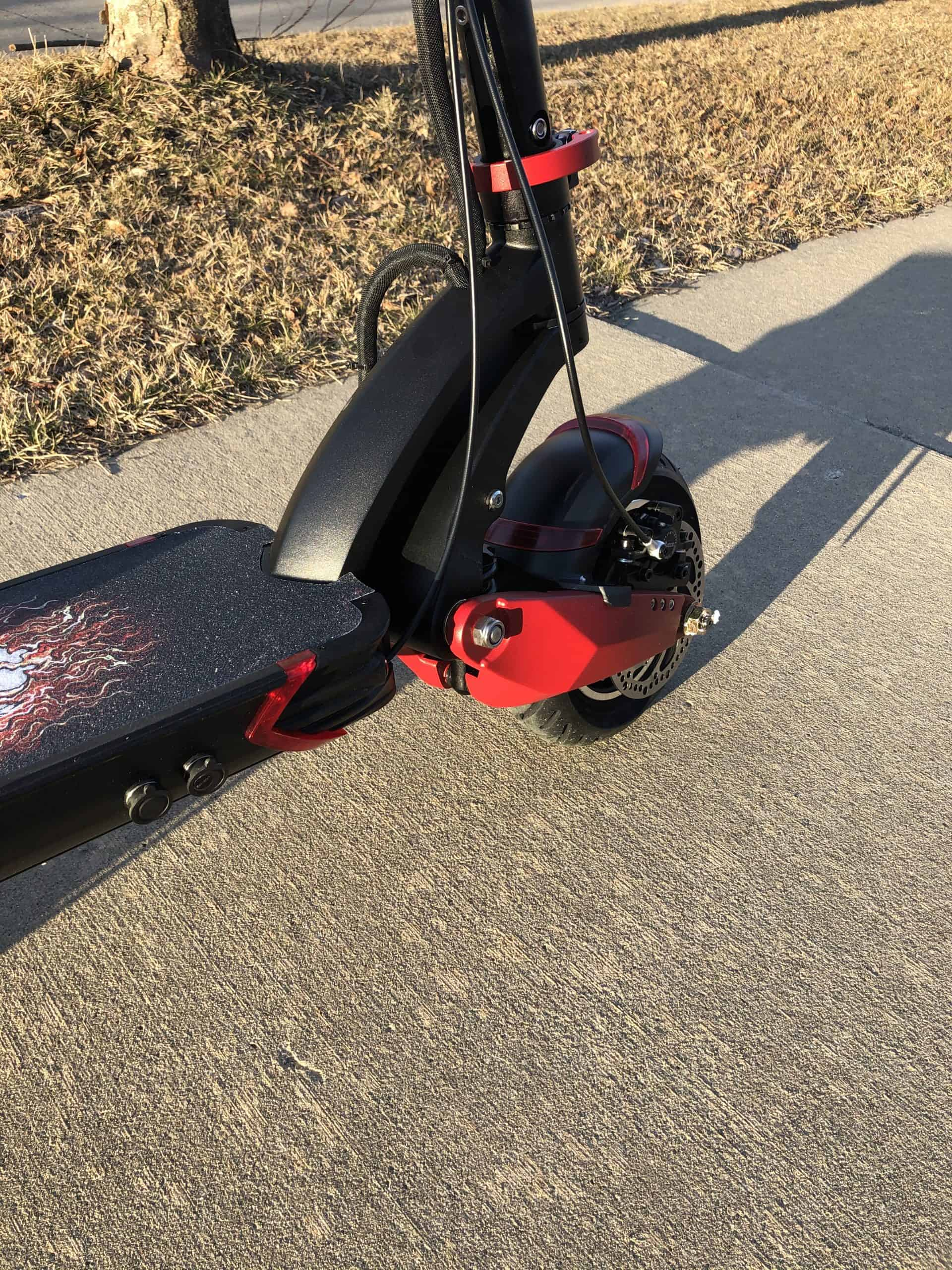 Varla Eagle One Electric Scooter Review 3