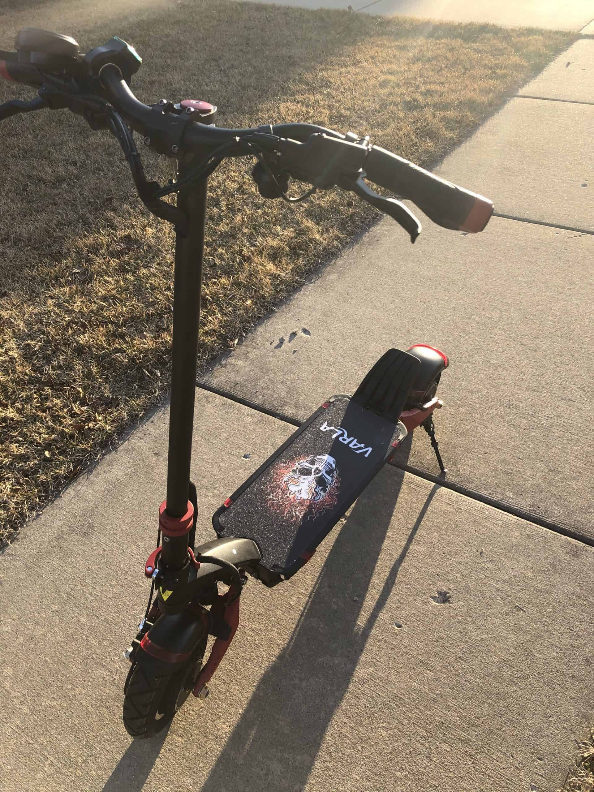 Varla Eagle One Electric Scooter Review 2