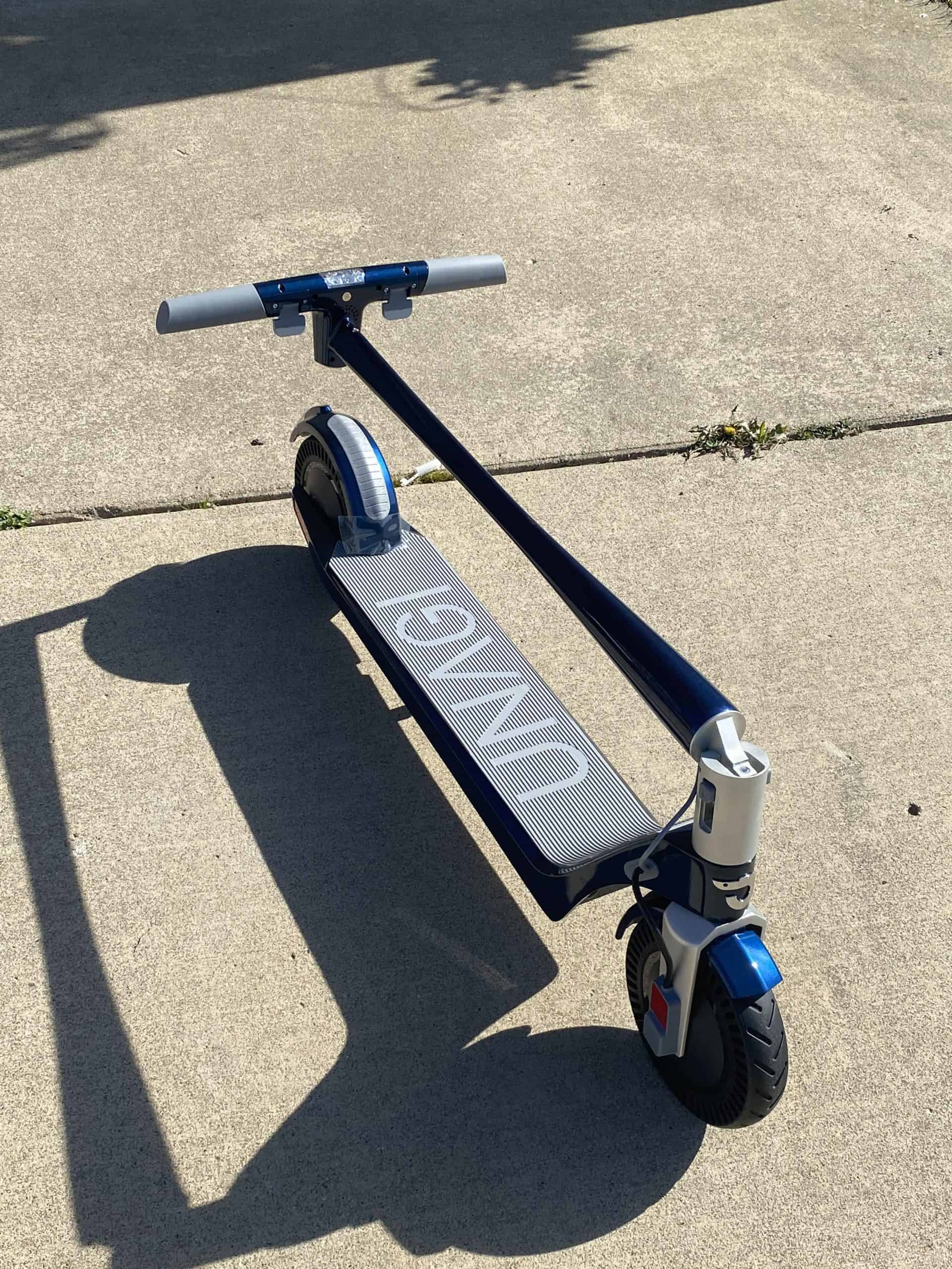 Unagi Electric Scooter Review – The Model One E500 1