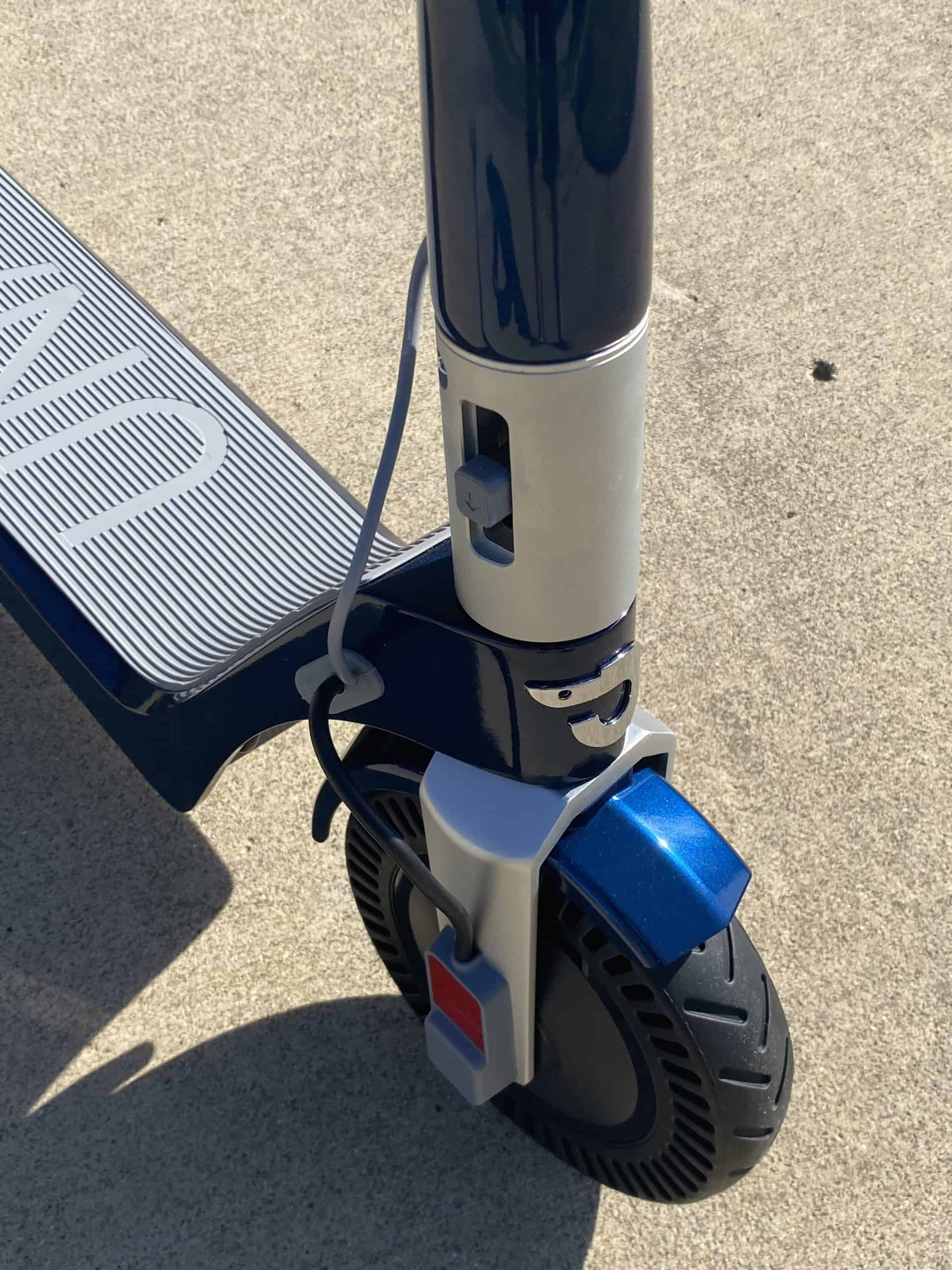 Unagi Electric Scooter Review – The Model One E500 8