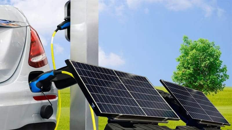 Can You Charge an EV With Solar?