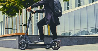 Best Electric Scooter For Heavy Big Adult Riders