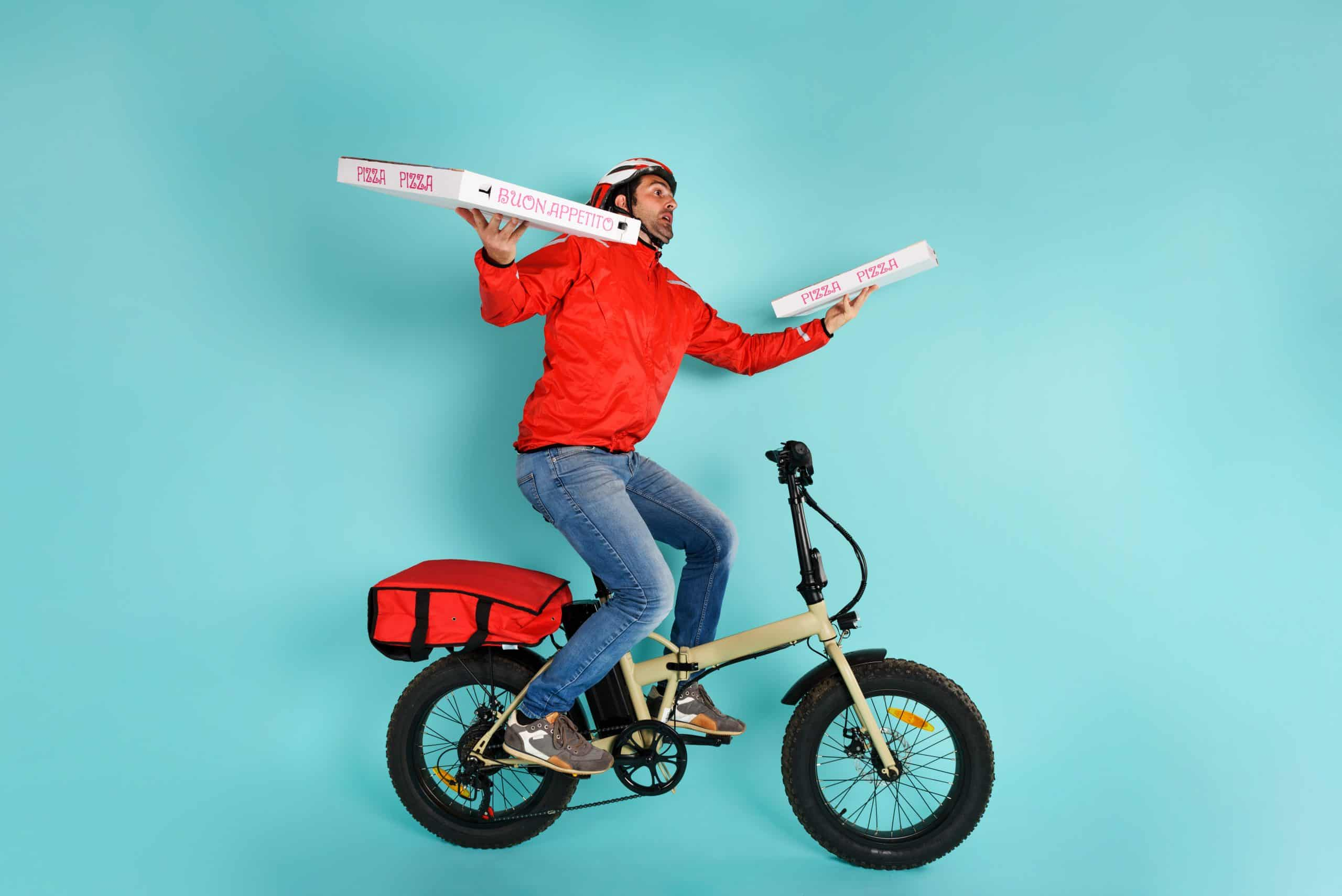 Best Electric Bike for Delivery 4