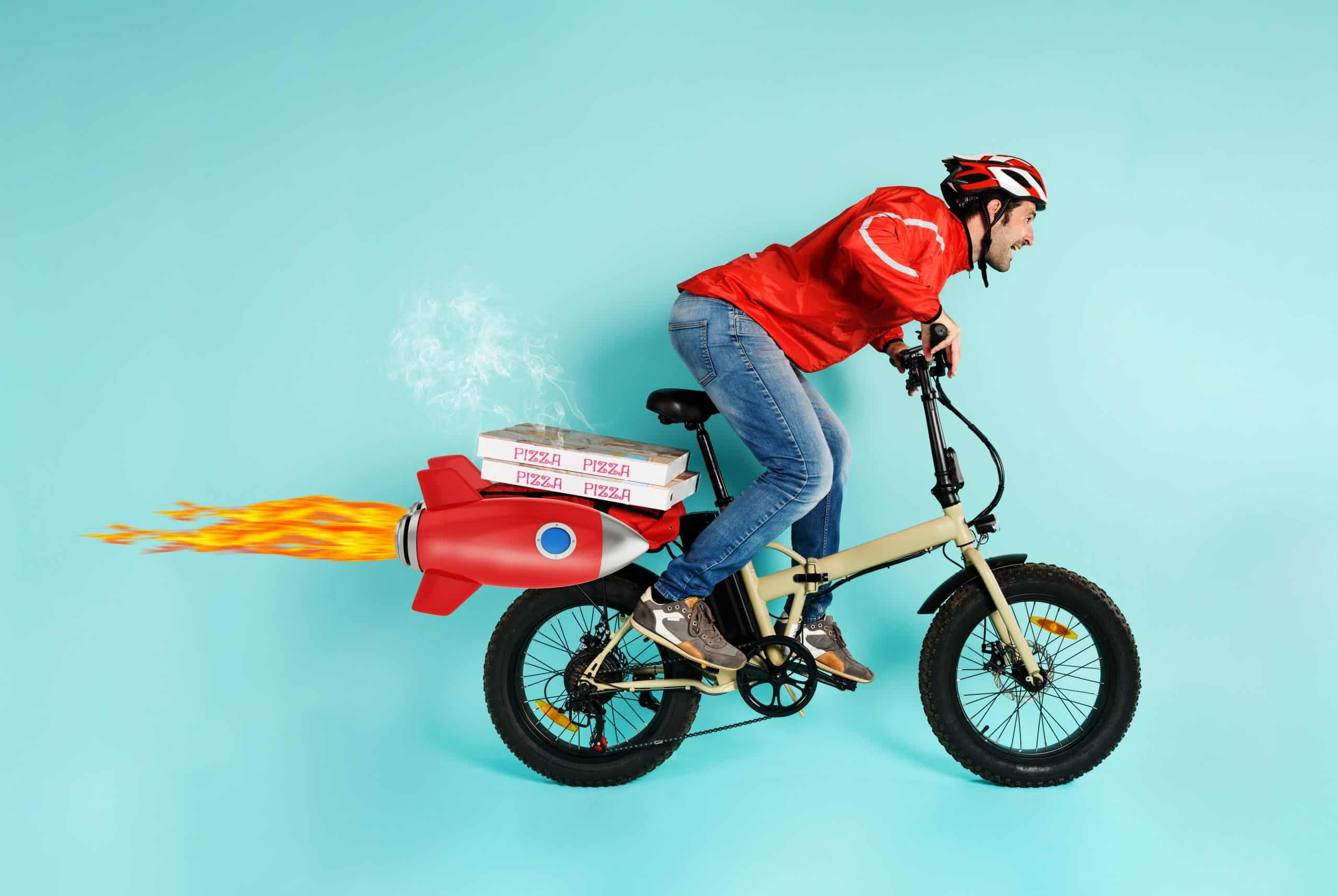 Best Electric Bike for Delivery 5