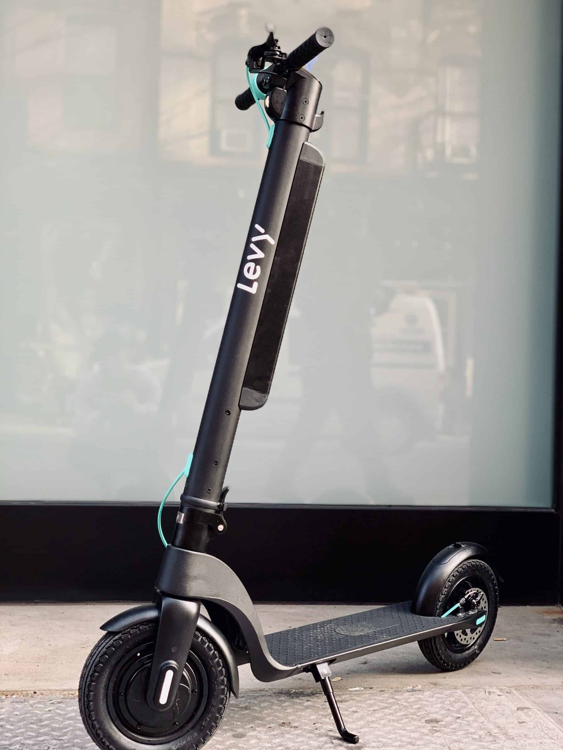 Levy Plus Electric Scooter Review 2