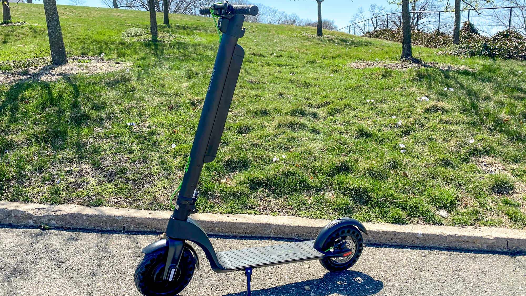 Levy Plus Electric Scooter Review 1