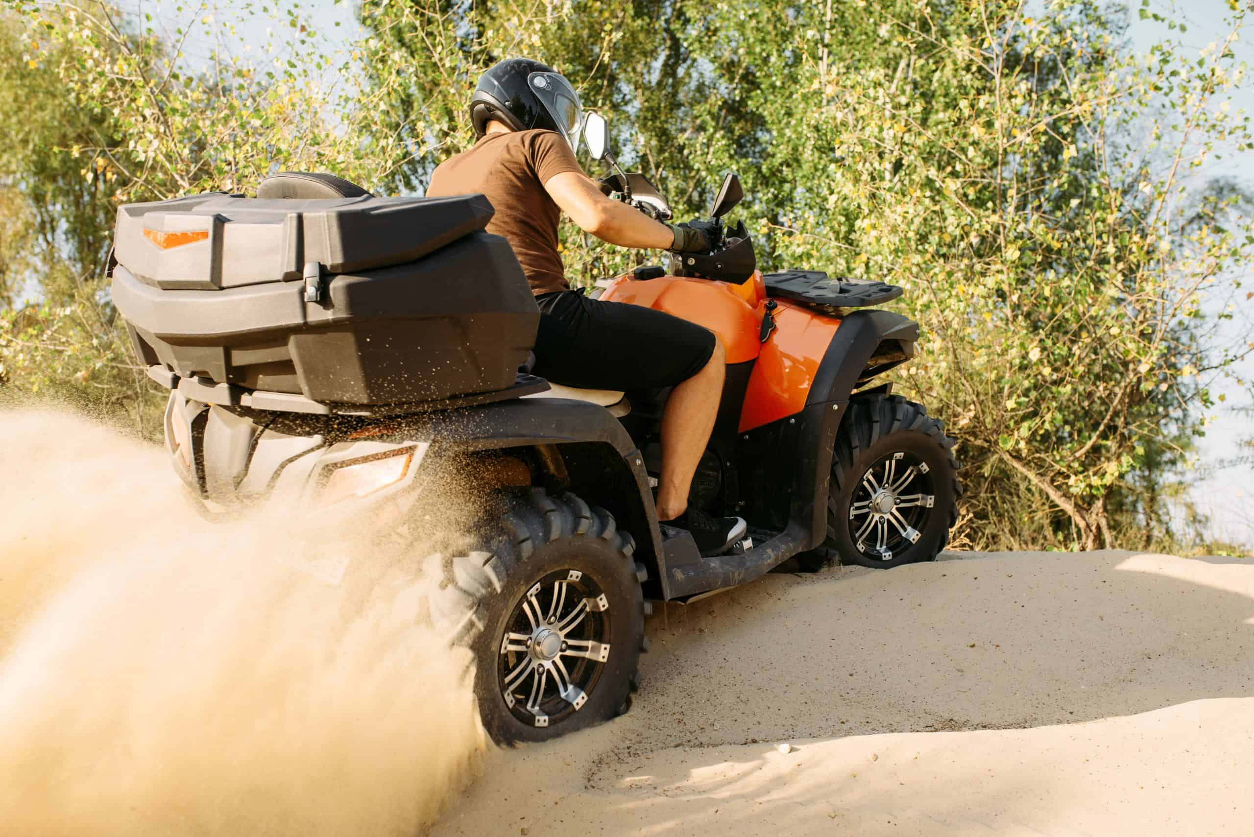 Are there electric ATVs (electric quad)