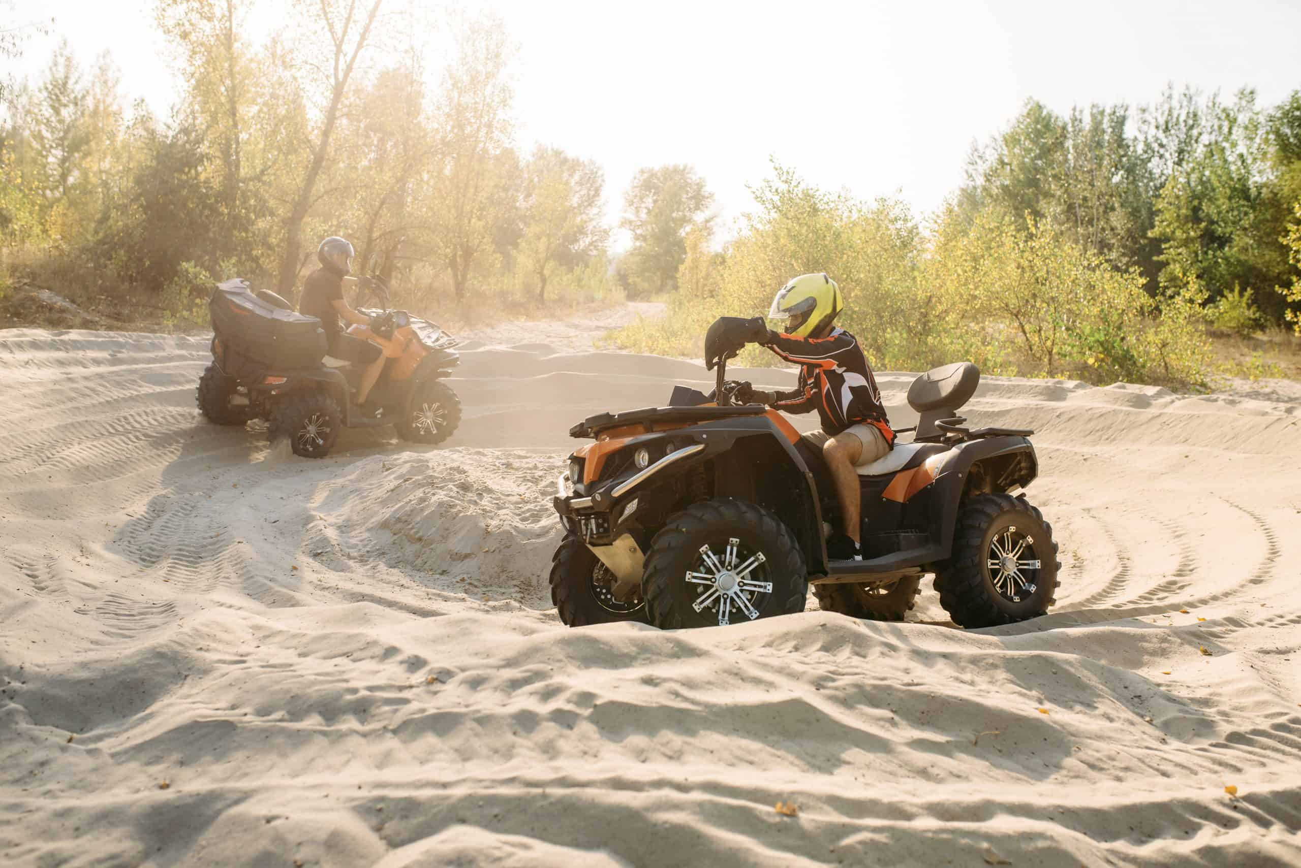Electric ATV Buying Guide 1