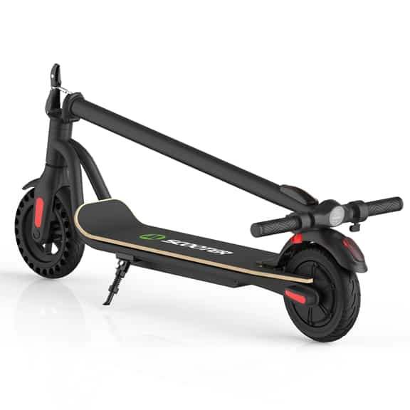 Megawheels S10BK Electric Scooter Review 3