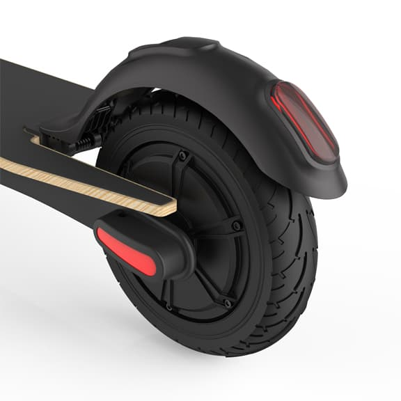 Megawheels S10BK Electric Scooter Review 5