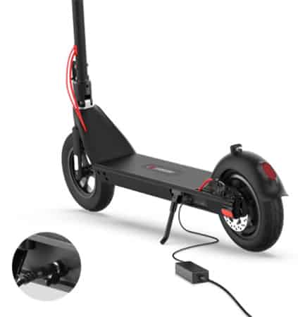 M10 Folding Electric Scooter - Battery