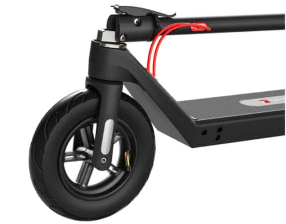 M10 Folding Electric Scooter - Tires