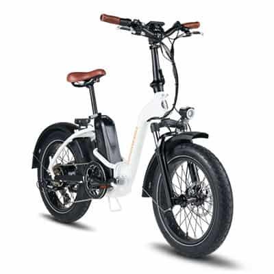 RadMini Step-Thru 2: Electric Folding Fat Bike