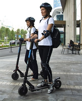 Best Electric Scooters For College