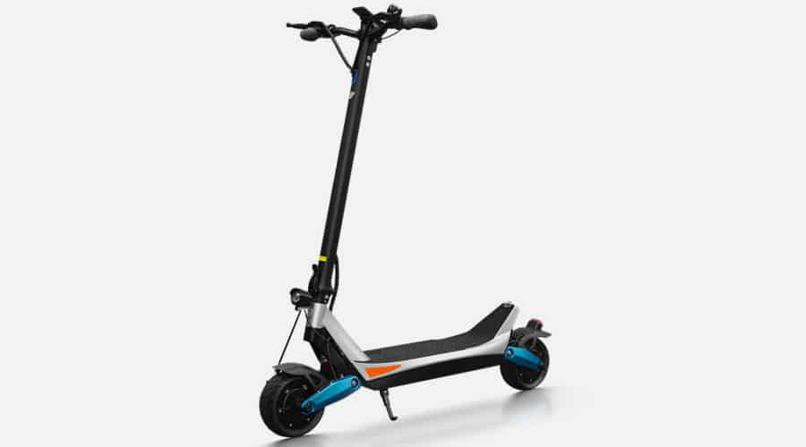 Varla Pegasus Long Range & Solid Tire City Commuter Electric Scooter